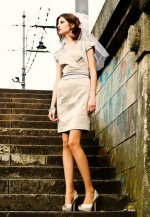 Suknia ślubna z sieciówki: sukienka