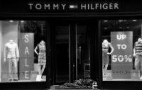butki Tommy Hilfiger